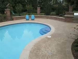 Decorative Concrete Pool Decks Front Range Decorative