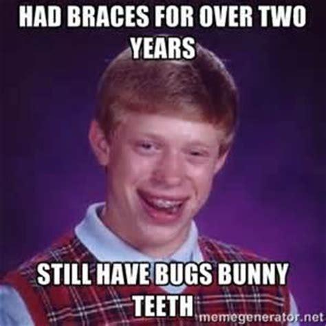 Braces Meme - braces insults kappit