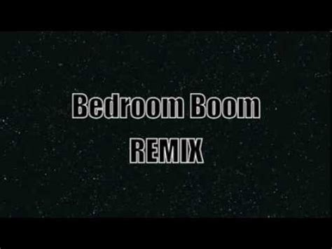 Bedroom Boom Instrumental by Clearitout Bedroom Boom Remix