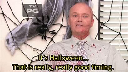 Creed Halloween Office Bratton Blood Costume Shirt