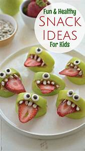 19+ Healthy Snack Ideas Kids WILL Eat - Healthy Snacks for ...