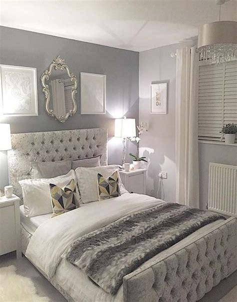 Decorating Ideas For Grey Bedrooms by Silver And Grey Bedroom Modren Villa