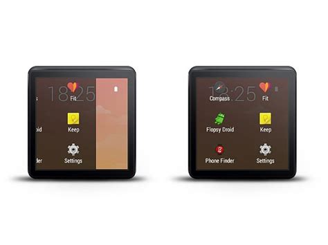 wear mini launcher optimised for android wearables now available technology news