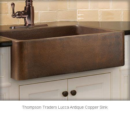 copper sinks kitchen 17 best images about copper by thompson traders on 2586