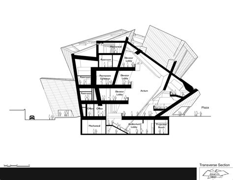 Gallery Of Denver Art Museum / Studio Libeskind