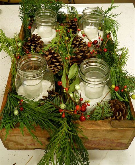 decorated jars for christmas christmas decorating with mason jars all about christmas