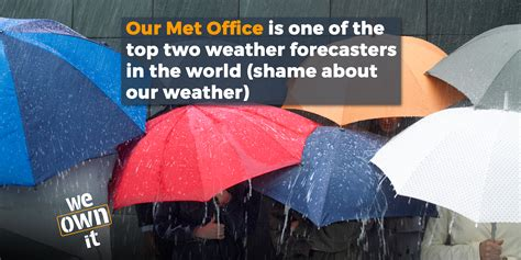 Why Own It by Why The Met Office Is The Best Option For Weather