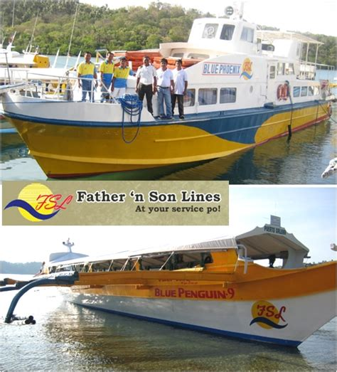 2go Boat Schedule by Batangas To Galera Via And Shipping