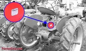 Farmall Super A Tractor Diagram