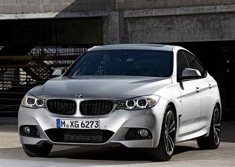 Road Express The 20182019 Bmw 3 Gt Sample   Cars News