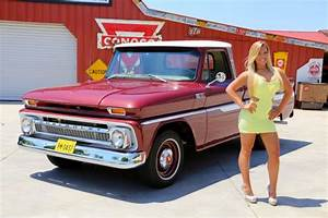 1965 Chevy C10 Pick Up Frame Off Restored 292 Inline 6 Air
