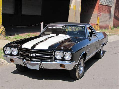 1970 Chevrolet El Camino Pickup 96702