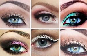 Quel Fard A Paupiere Pour Yeux Marron : le maquillage des yeux clairs maquillage des yeux ~ Melissatoandfro.com Idées de Décoration