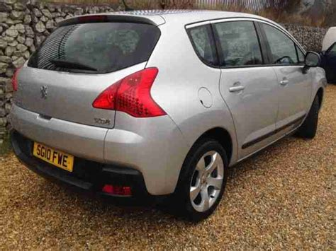 peugeot sports cars for sale peugeot 2010 3008 sport hdi silver car for sale