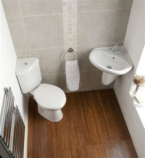 Decorating Ideas Small Cloakrooms by Corner Toilets For Small Bathrooms Corner Cloakroom En