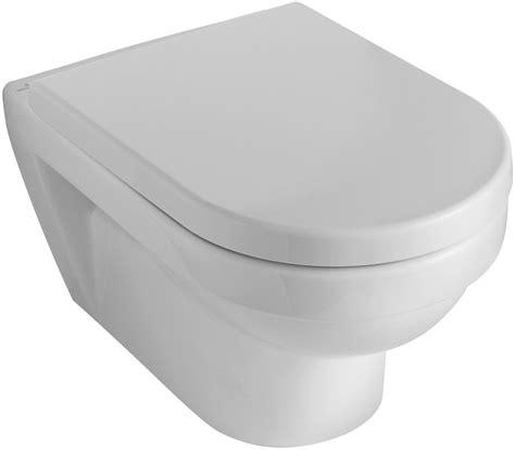 cuvette de wc suspendue targa architectura villeroy et boch