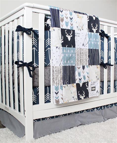 Woodland Crib Bedding Sets by Arrow Crib Bedding Woodlands And Arrow Baby Boy Bedding