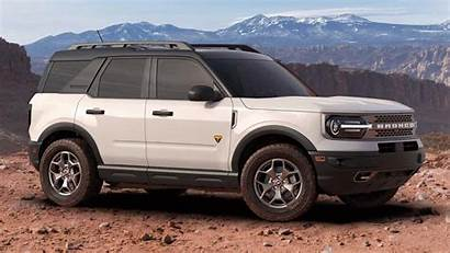 Ford Bronco 2021 Sport Colors Interior Paint