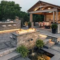best porch patio design ideas Top 60 Best Paver Patio Ideas - Backyard Dreamscape Designs