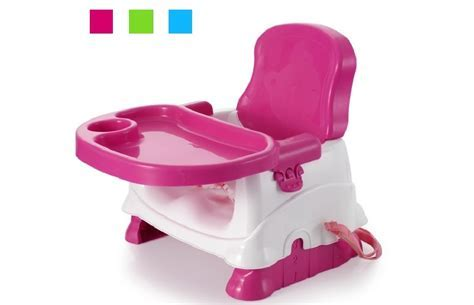 Baby Booster Seat / Portable Baby Dining Chair and Table