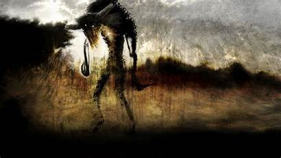 Scary Creepy Wallpapers Horror Abstract Spooky Artwork