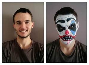Maquillage Halloween Facile Homme : maquillage halloween facile homme ~ Melissatoandfro.com Idées de Décoration