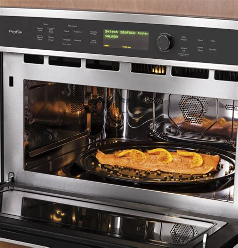 psbsfss ge profile series   single wall oven  advantium technology stainless steel