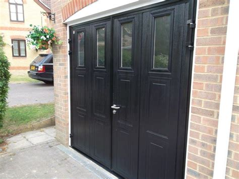 Carteck Side Hinged Insulated Camberley  Doormatic Garage. Exterior Barn Doors. Wrought Iron Door Inserts. Garage Door Opener Prices Installed. Side Mounted Garage Door Opener. Shower With Glass Door. Garage Stool With Wheels. Replacement Garage Doors. Entry Doors Houston
