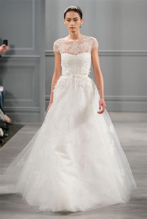 Spring 2014 Wedding Dress Monique Lhuillier Bridal