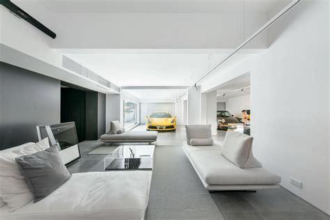 interior designer danny cheng s yuen long home is a car
