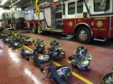 whmi  local news hamburg fire  purchase  gear