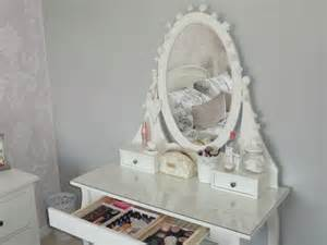 ikea hemnes dressing table the beauty trove pinterest
