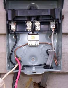 Ac Disconnect Switch - Electrical