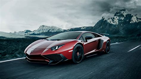 Lamborghini Aventador SV New Rear Wheel ...