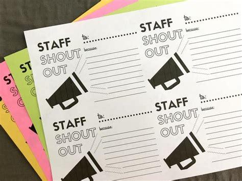 staff shout  digital printable etsy