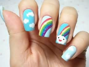 Cute nail art easy designs
