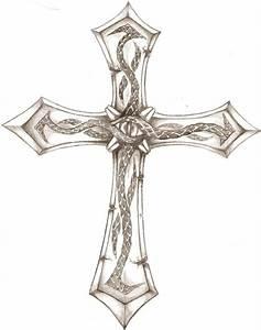 Crucifix Tattoo design 1 by iconoclastic-beleifs on DeviantArt