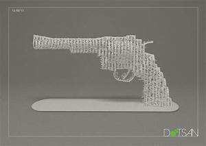 Extraordinary, 3d, Printed, Objects, Made, With, Text