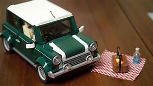 Lego Mini Cooper : lego mini cooper 10242 unboxing build review youtube ~ Melissatoandfro.com Idées de Décoration