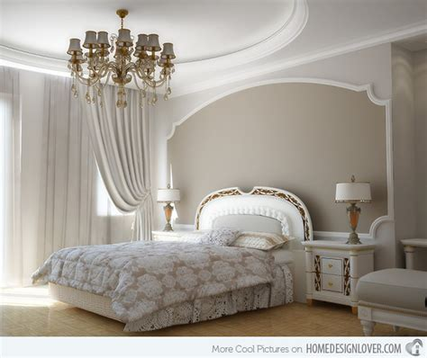 15 Modern Vintage Glamorous Bedrooms  Decoration For House