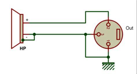 Schema Cablage Xlr Micro
