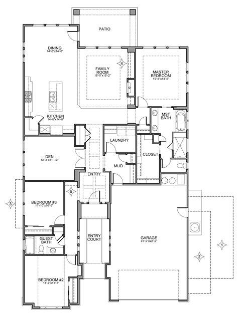 Brighton Homes Tuscany Floor Plan Cottonwood Tuscany