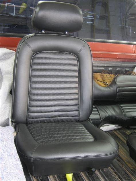 mustang seats coolest 18 best images about classic ford mustangs on
