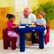 Little Tikes Classic Table and & Chairs   Best Educational