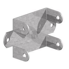easy  panel bracket  hubbard son
