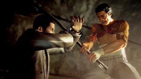 yakuza  fighting styles trailer released segabits