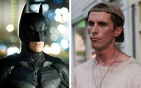 Christian Bale Yes The Same Guy Telegraph