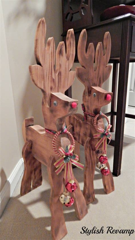 top  cute deer decoration ideas  christmas