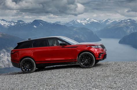Review Land Rover Range Rover Velar by Range Rover Velar 2017 Review Autocar