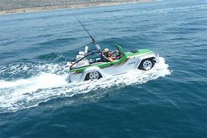 The Car That Drives On Water Is Here